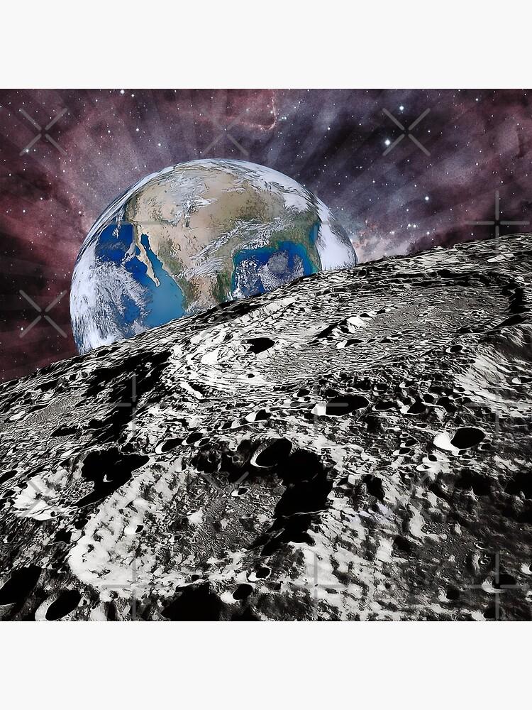 Beyond The Moon by perkinsdesigns