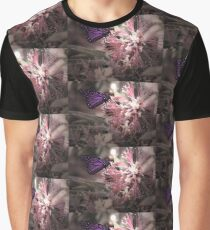 Beautiful Butterfly Graphic T-Shirt