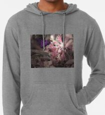 Beautiful Butterfly Lightweight Hoodie
