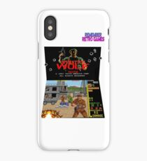 Remember Retro Games Operation Wolf  iPhone Case