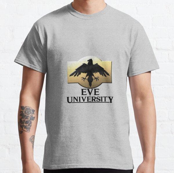 EVE University Logo - White background Classic T-Shirt