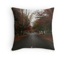 Marysville 30th April 2006 - A Tribute Throw Pillow
