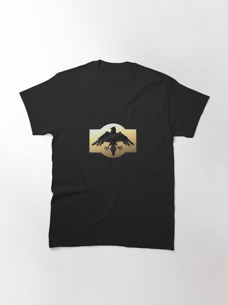 Alternate view of EVE University Emblem Classic T-Shirt