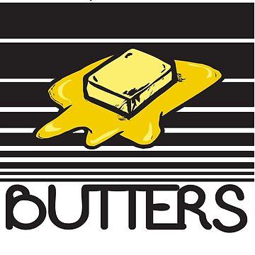 Butters by MelanieAndujar