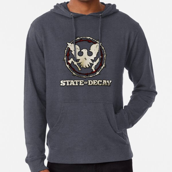 State Of Decay Logo Lightweight Hoodie