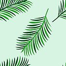 Palm Leaf Pattern by pda1986