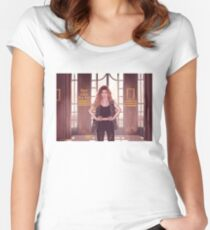 Miriam - There's Something In Me Women's Fitted Scoop T-Shirt