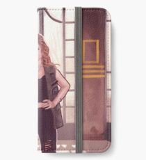 Miriam - There's Something In Me iPhone Wallet/Case/Skin