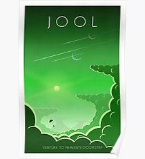 Kerbal Space Program Poster - Jool Poster