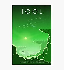 Kerbal Space Program Poster - Jool Photographic Print