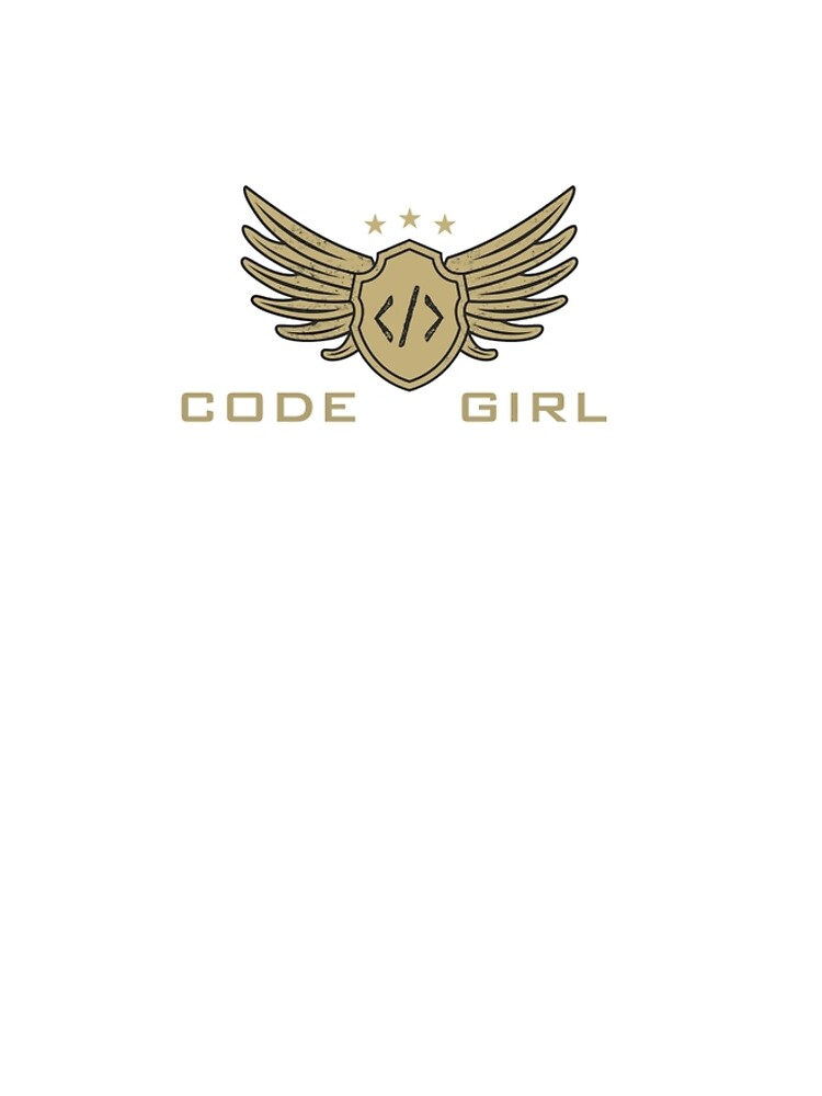 Code Girl by lisaking1
