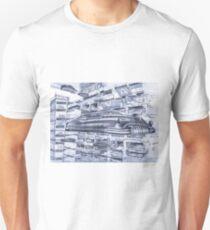 Buick Hover Roadmaster Unisex T-Shirt