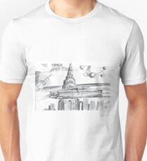 Chrysler Hover C300 Unisex T-Shirt