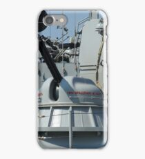 rapid fire cannon iPhone Case/Skin