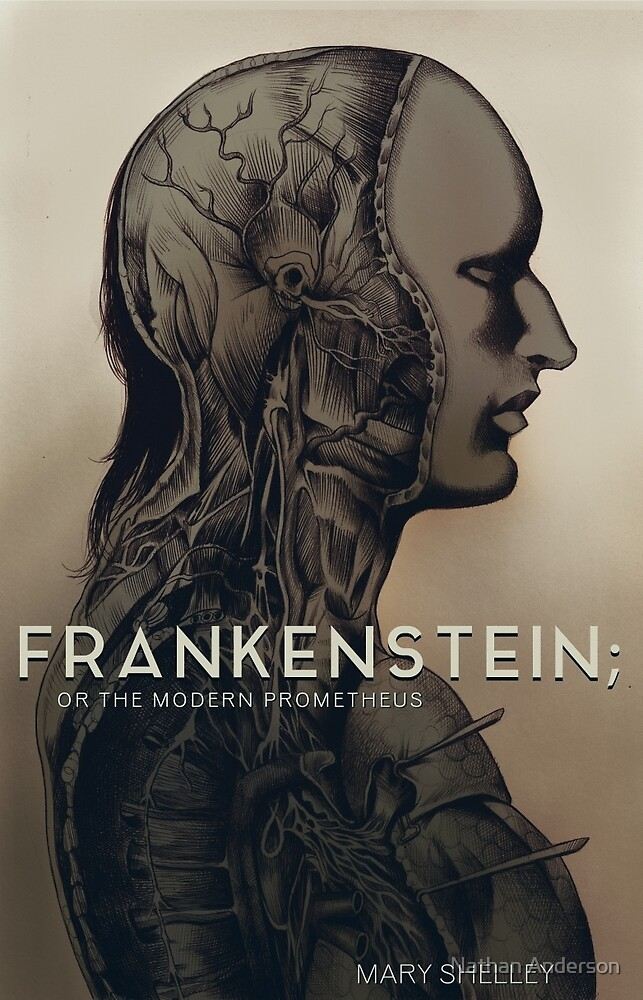 Symbolism Of Prometheus In Frankenstein By Mary Shelley Research