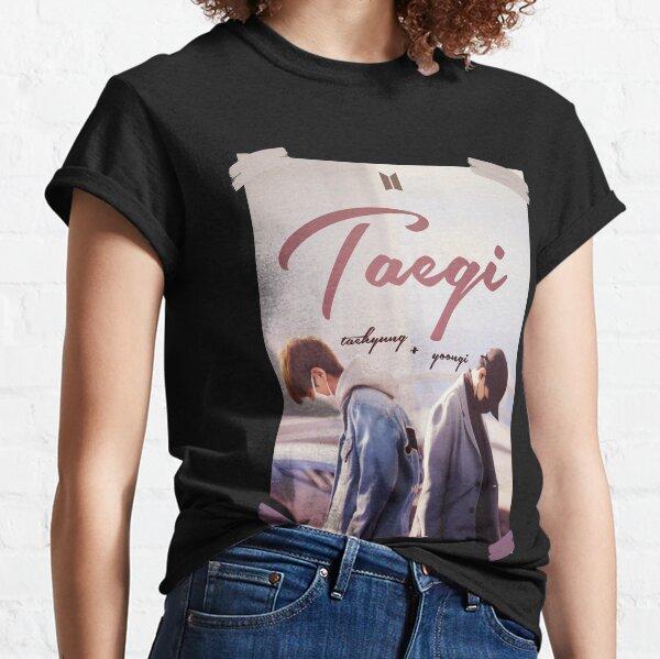 BTS - TAEGI (TAEHYUNG & YOONGI) Classic T-Shirt