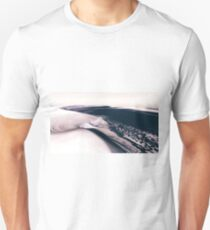 Mars - the Cold Planet Slim Fit T-Shirt