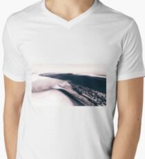 Mars - the Cold Planet V-Neck T-Shirt