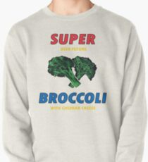 NCT 127 JOHNNY - SUPER BROCCOLI Pullover
