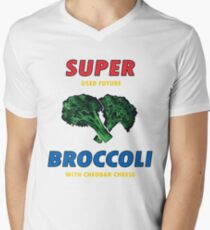 NCT 127 JOHNNY - SUPER BROCCOLI V-Neck T-Shirt