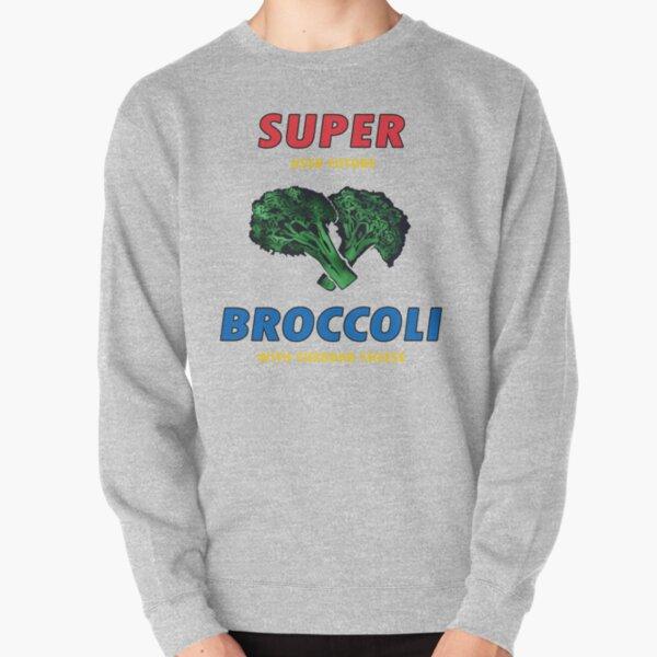 NCT 127 JOHNNY - SUPER BROCCOLI Pullover Sweatshirt