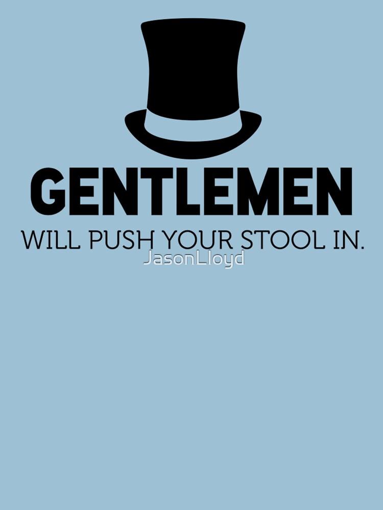 Gentlemen  by JasonLloyd