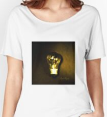 The Brightest Bulb in the Box Relaxed Fit T-Shirt