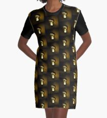 The Brightest Bulb in the Box Graphic T-Shirt Dress