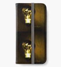 The Brightest Bulb in the Box iPhone Wallet/Case/Skin