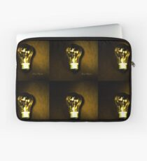 The Brightest Bulb in the Box Laptop Sleeve