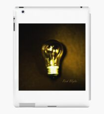 The Brightest Bulb in the Box iPad Case/Skin