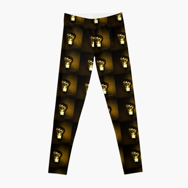The Brightest Bulb in the Box Leggings