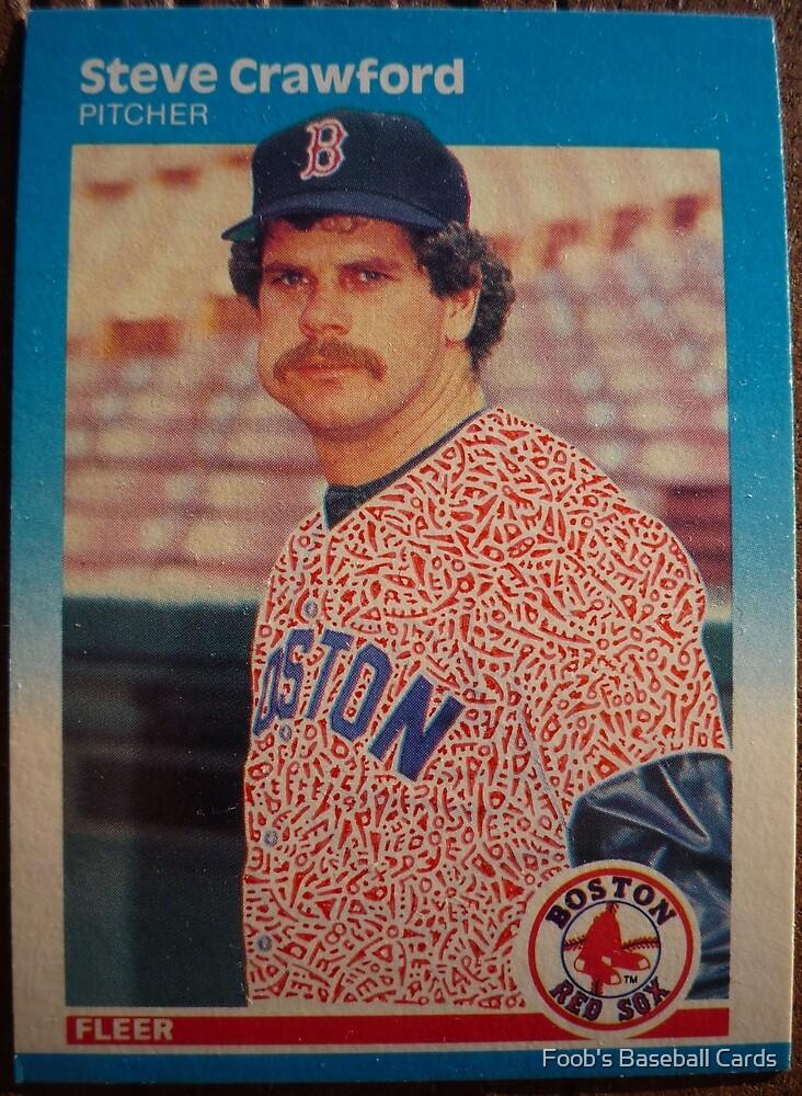 397 - Steve Crawford by Foob's Baseball Cards