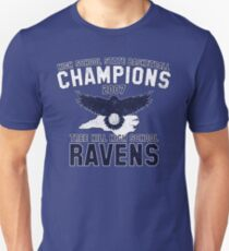 Tree Hill High School Basketball Champions Unisex T-Shirt