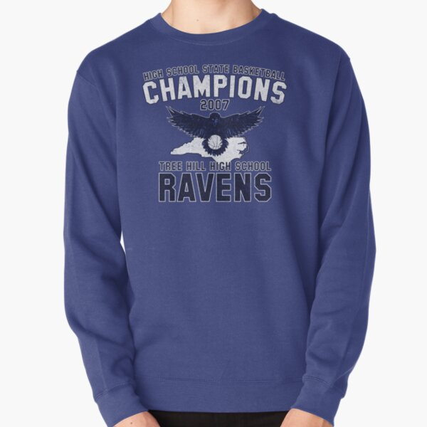 Tree Hill High School Basketball Champions Pullover Sweatshirt