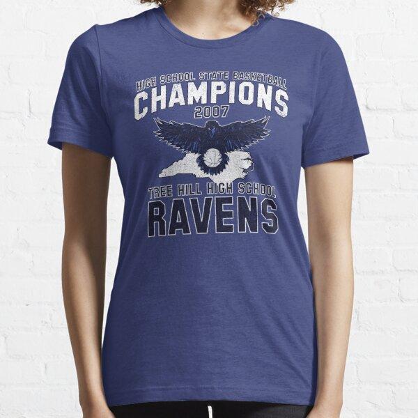 Champions de basket-ball de l'école secondaire Tree Hill T-shirt essentiel