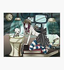 Clockwork Doll  Photographic Print