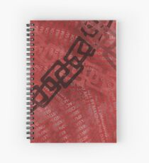 Cognitive Chains - Inspired by Persona 5 Spiral Notebook