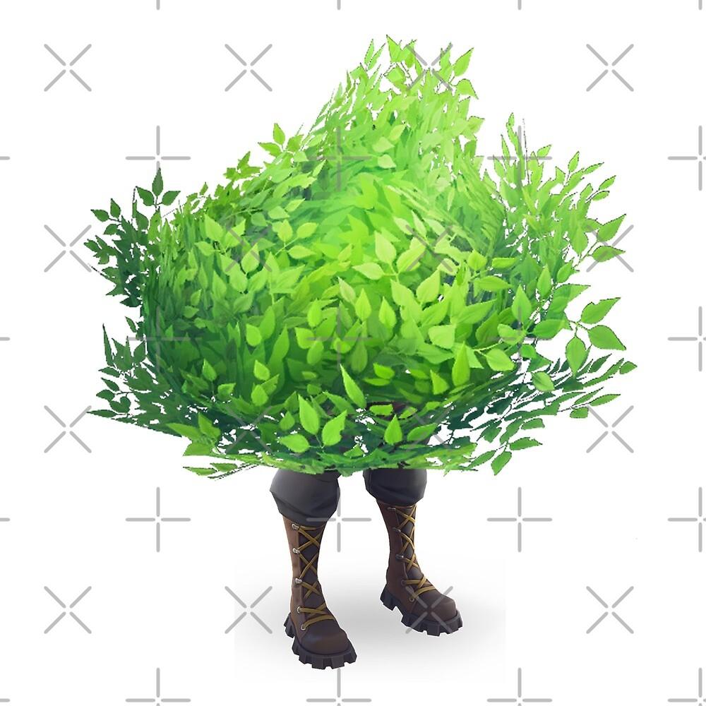 Fortnite Png Bush