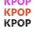 KPOP Sketch by onejyoo