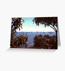 Cannonvale Greeting Card