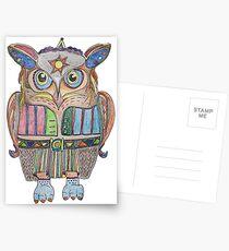 Cool Owl Postcards