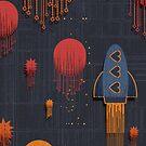 space pattern by tomashevskaya