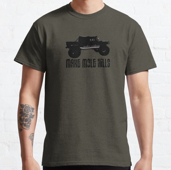 Shift Shirts Built For Battle - H1 Inspired Classic T-Shirt
