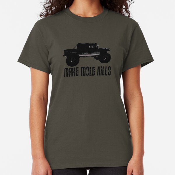 Shift Shirts Built For Battle - H1 Inspired Classic T-Shirt