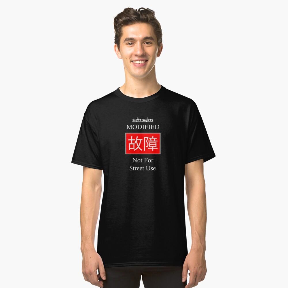 Shift Shirts Koshou - Japanese Racer Inspired (JDM) Unisex Classic T-Shirt Front