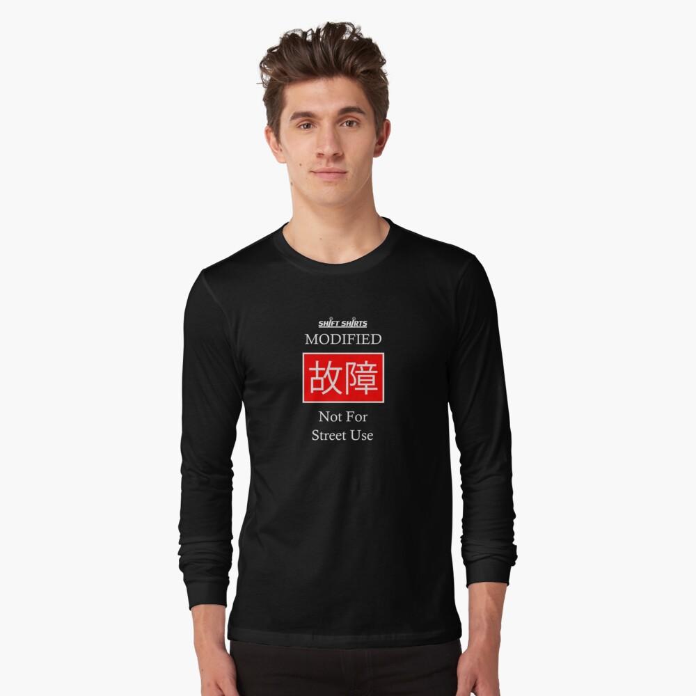 Shift Shirts Koshou - Japanese Racer Inspired (JDM) Unisex Long Sleeve T-Shirt