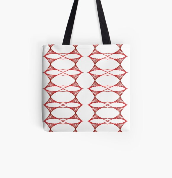 Ornament, ornamentation, form, shape, mold, uniform, format, decor All Over Print Tote Bag