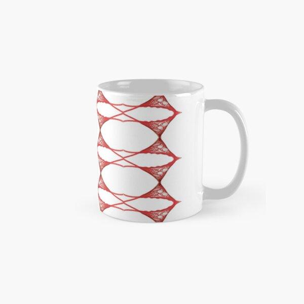 Ornament, ornamentation, form, shape, mold, uniform, format, decor Classic Mug
