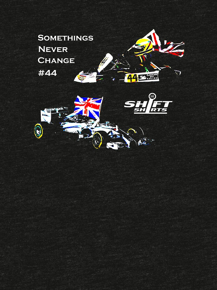 Shift Shirts Local Hero - Hamilton British Grand Prix Inspired by ShiftShirts